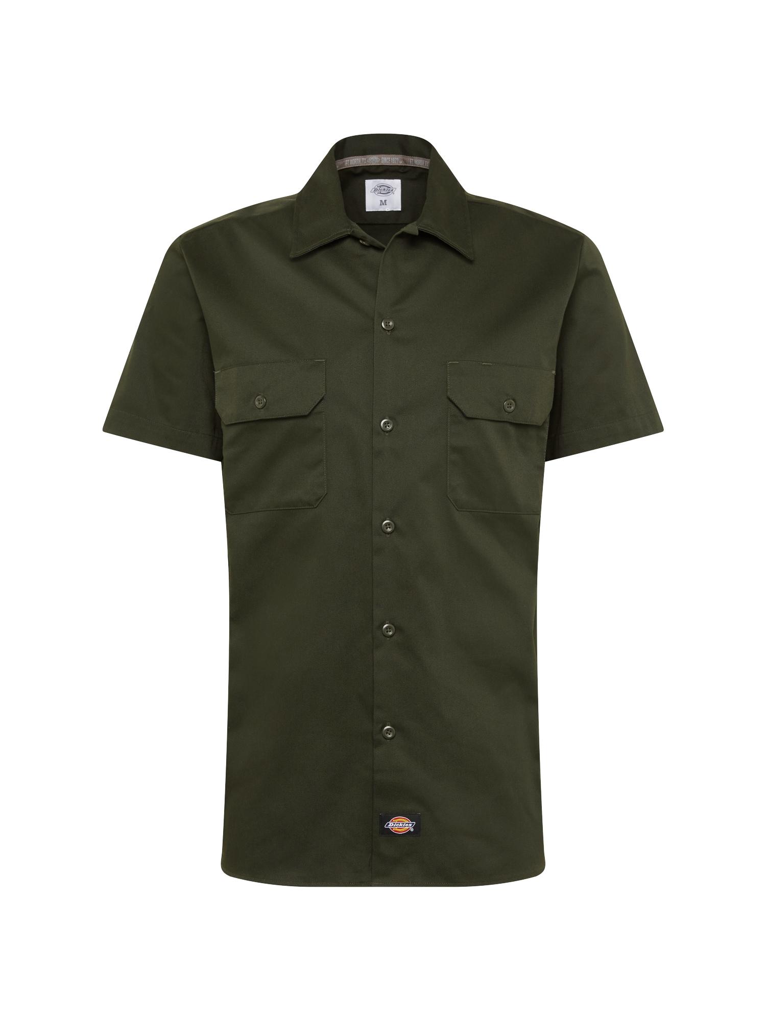 Košile 576 tmavě zelená DICKIES