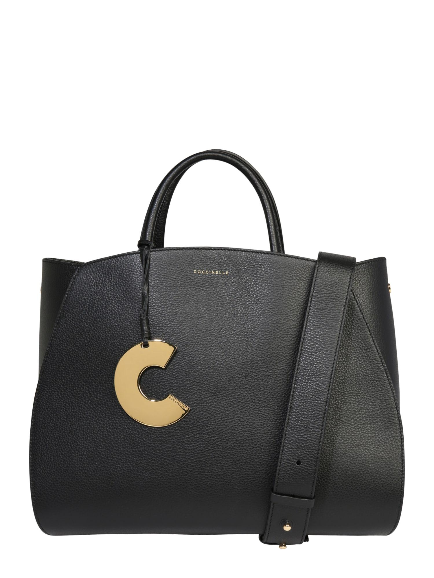 Coccinelle Rankinė 'CONCRETE' juoda