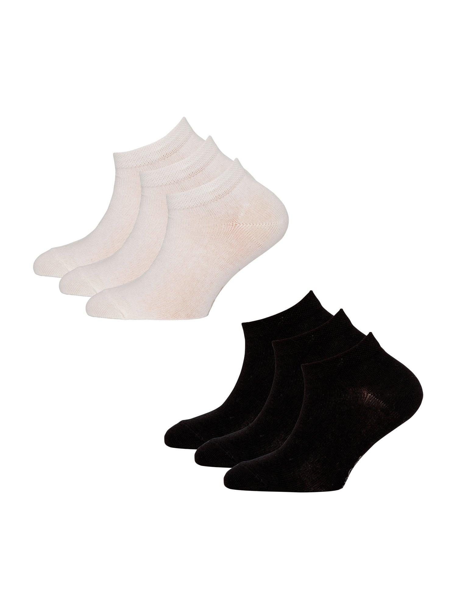 EWERS Ponožky  čierna / biela