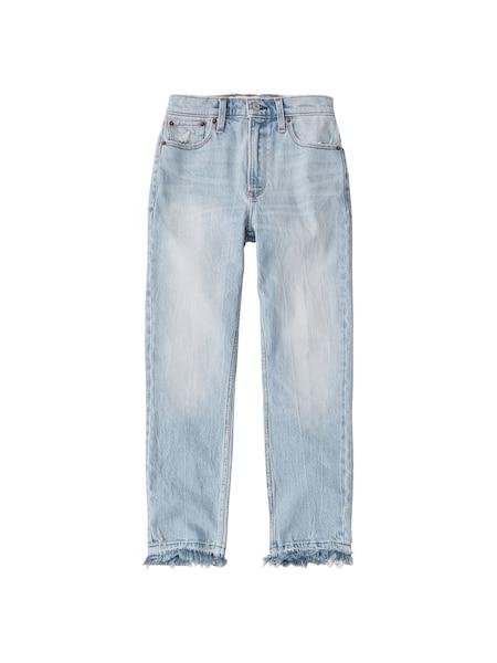 Hosen - Jeans 'LIGHT CLEAN' › Abercrombie Fitch › blue denim  - Onlineshop ABOUT YOU