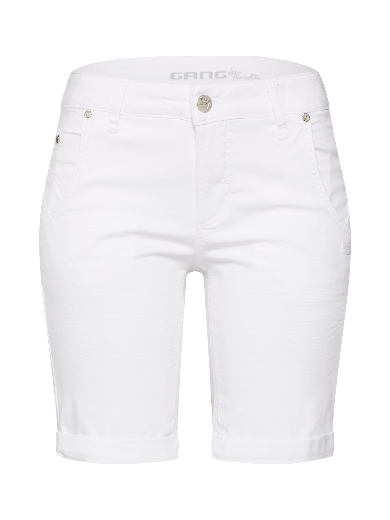 Kalhoty Cosy bílá Gang