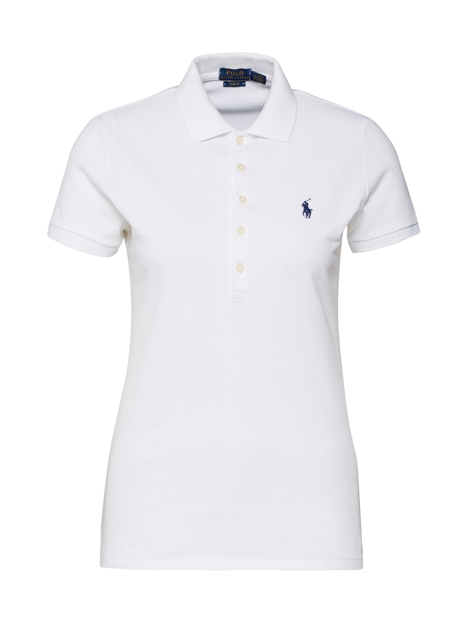 POLO RALPH LAUREN Marškinėliai 'JULIE' balta