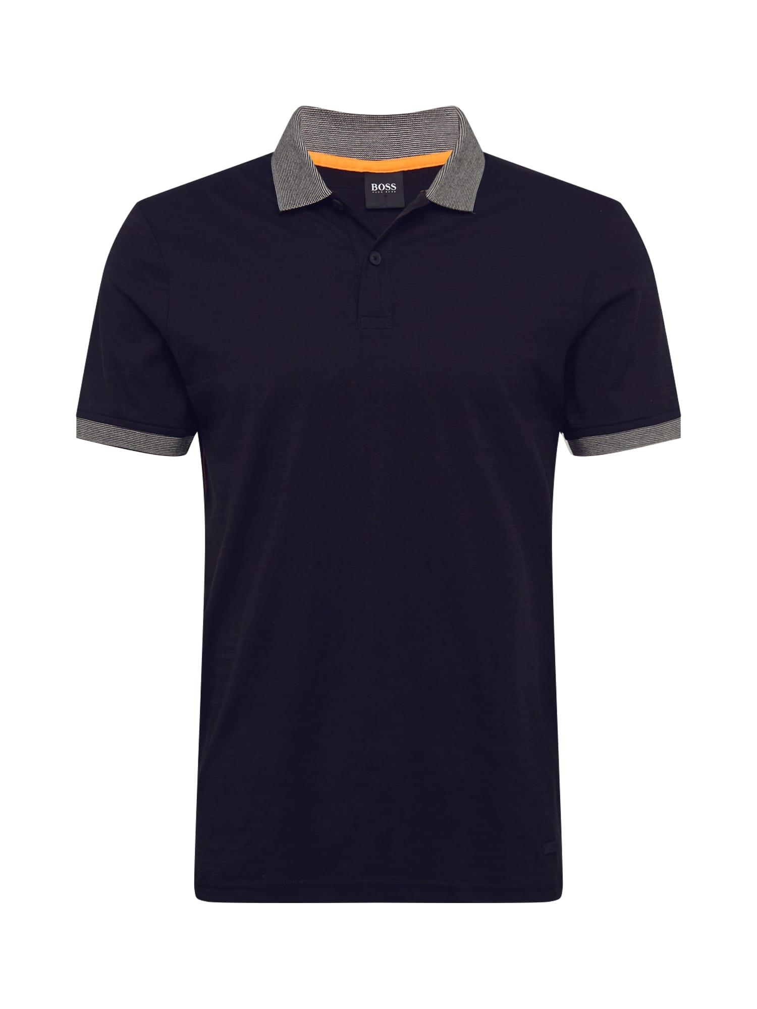 BOSS Marškinėliai 'PLike' juoda