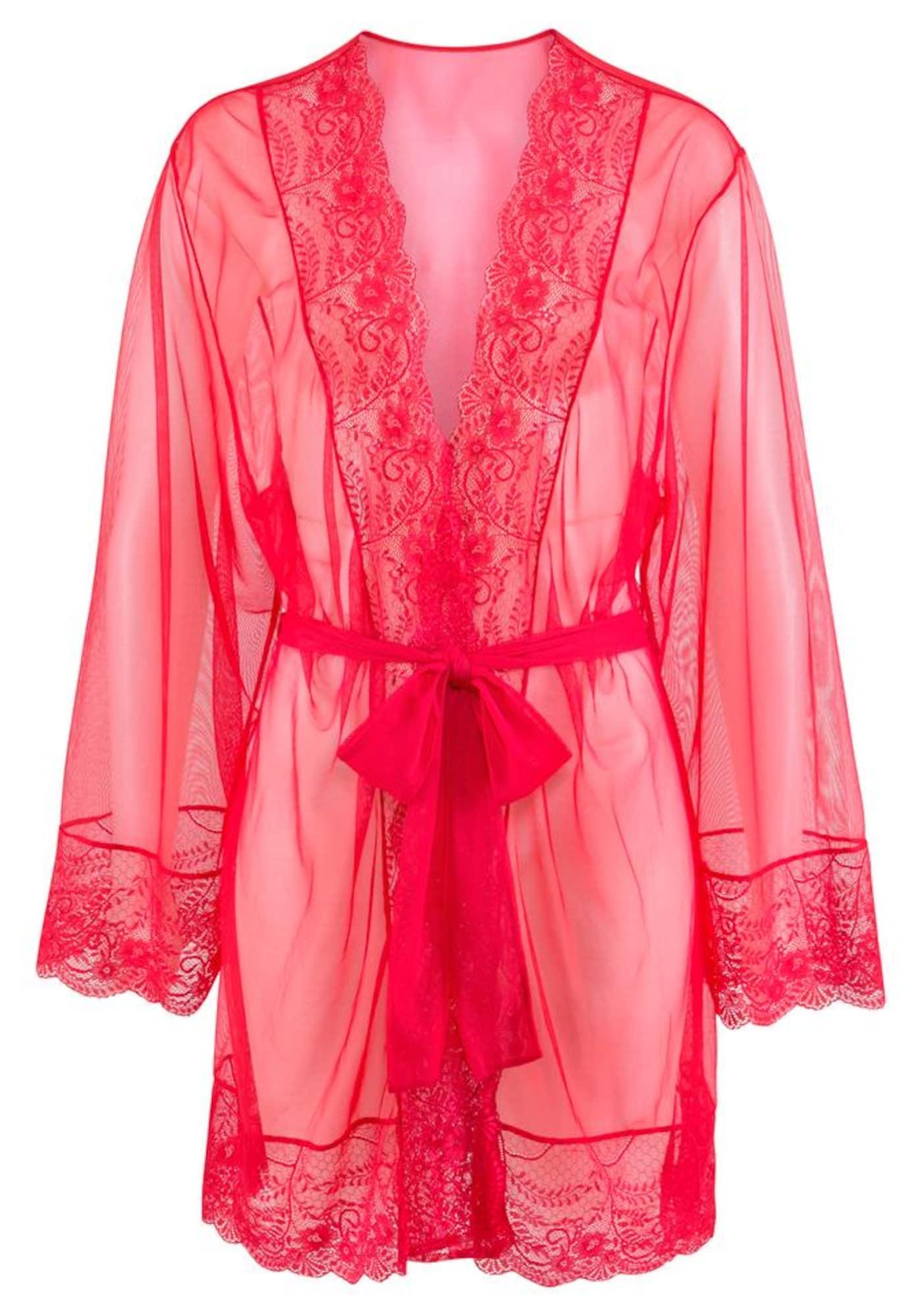 LASCANA Kimono raudona