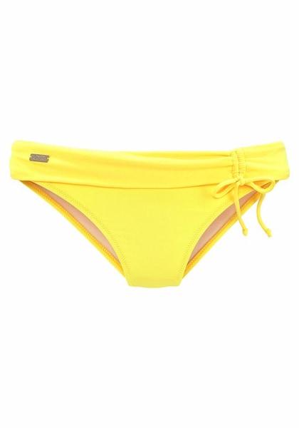 Bademode für Frauen - Bikini Hose 'Happy' › Buffalo › gelb  - Onlineshop ABOUT YOU