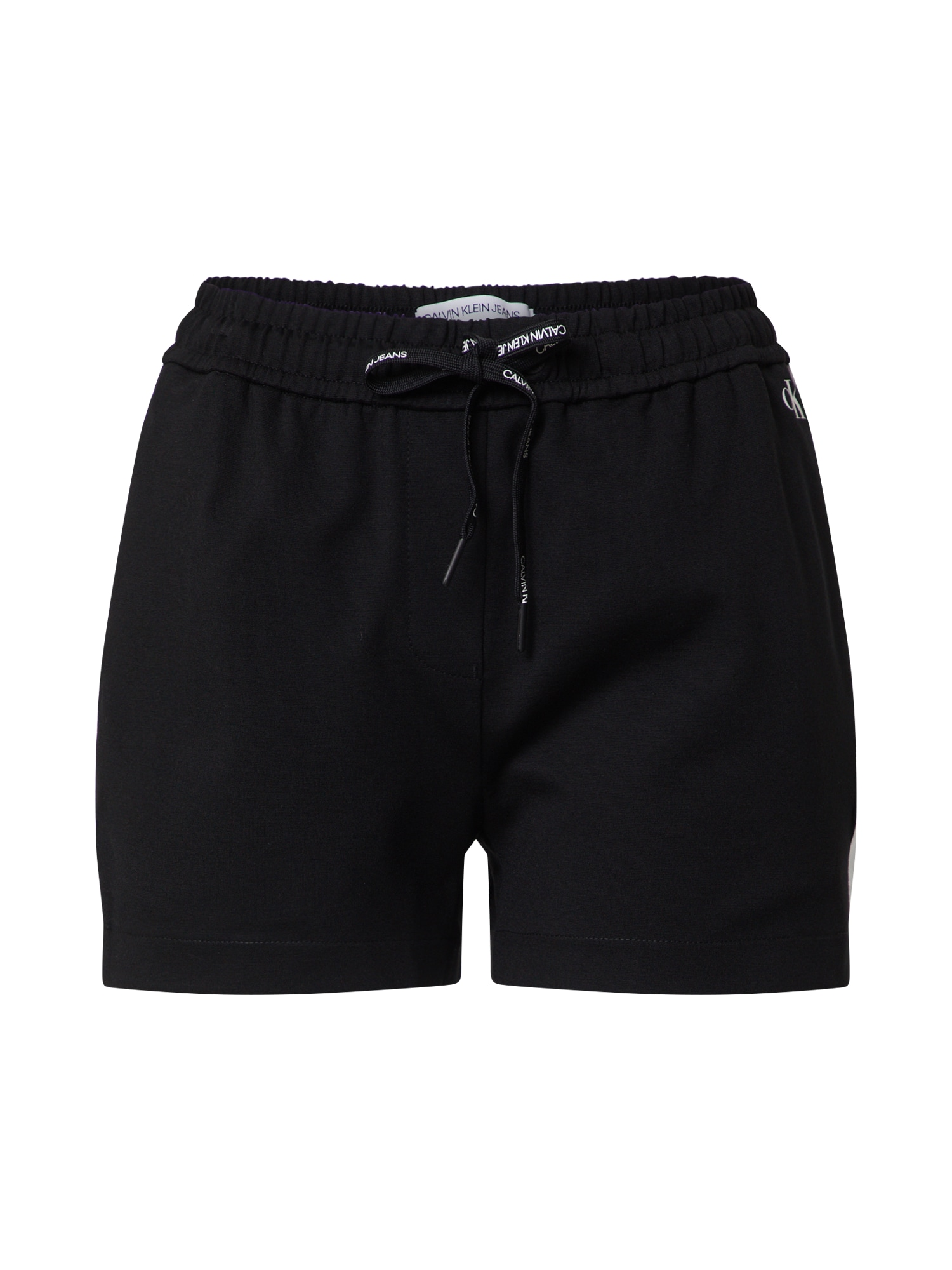 Calvin Klein Jeans Kelnės 'J20J213593' juoda