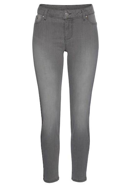 Hosen - Jeans › Buffalo › grau  - Onlineshop ABOUT YOU