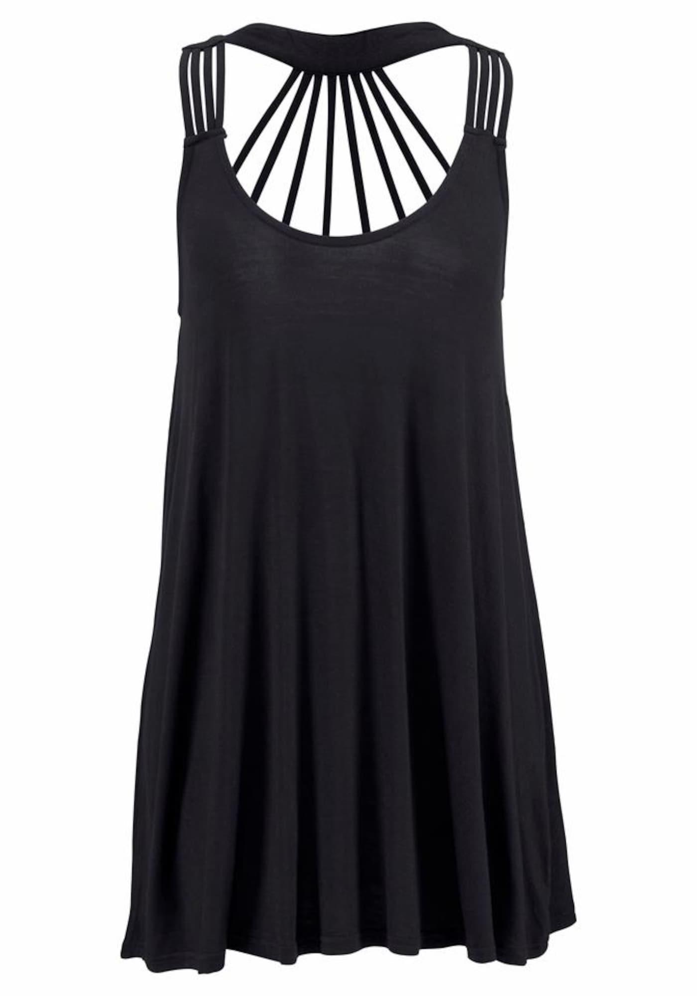 BUFFALO Paplūdimio suknelė juoda