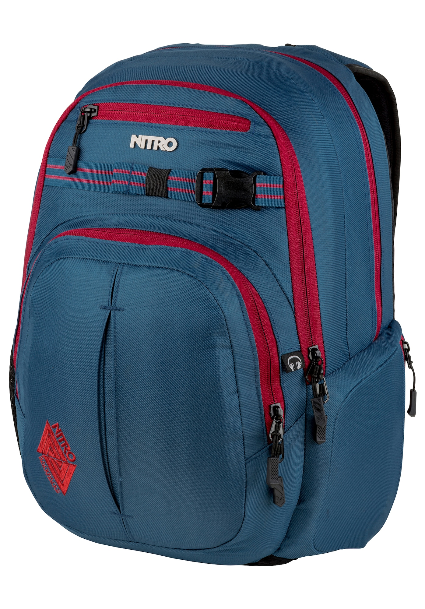Daypack 'Snowboards Chase'   Taschen > Rucksäcke > Tourenrucksäcke   Nitro
