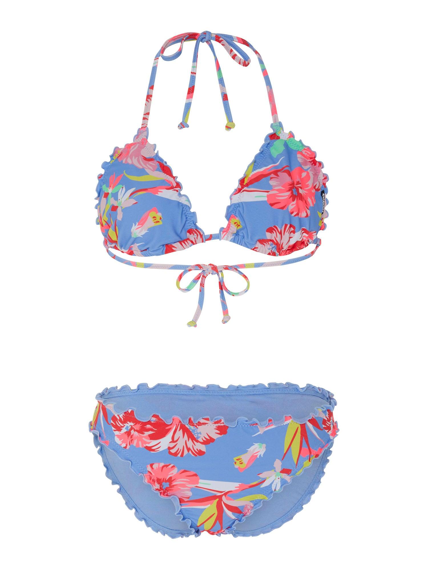 CHIEMSEE Bikinis mėlyna / rožinė