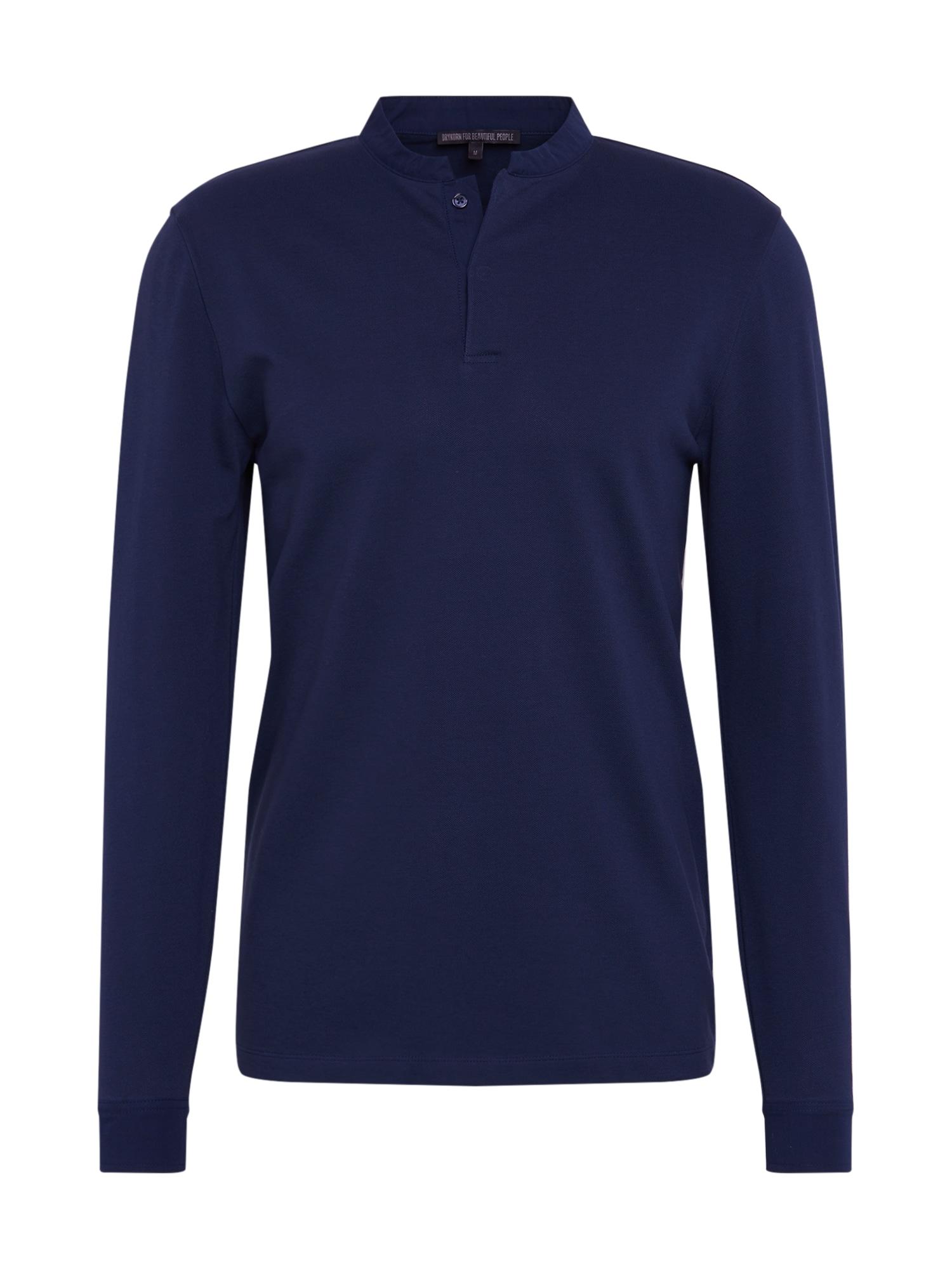DRYKORN Marškinėliai 'KENO' tamsiai mėlyna