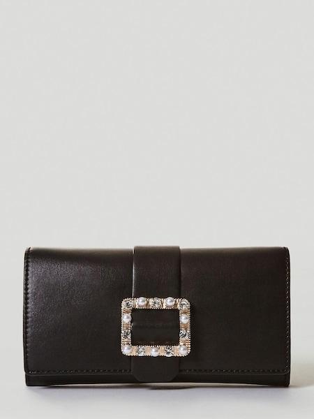 Clutches - Abendtasche › Guess › schwarz perlweiß  - Onlineshop ABOUT YOU