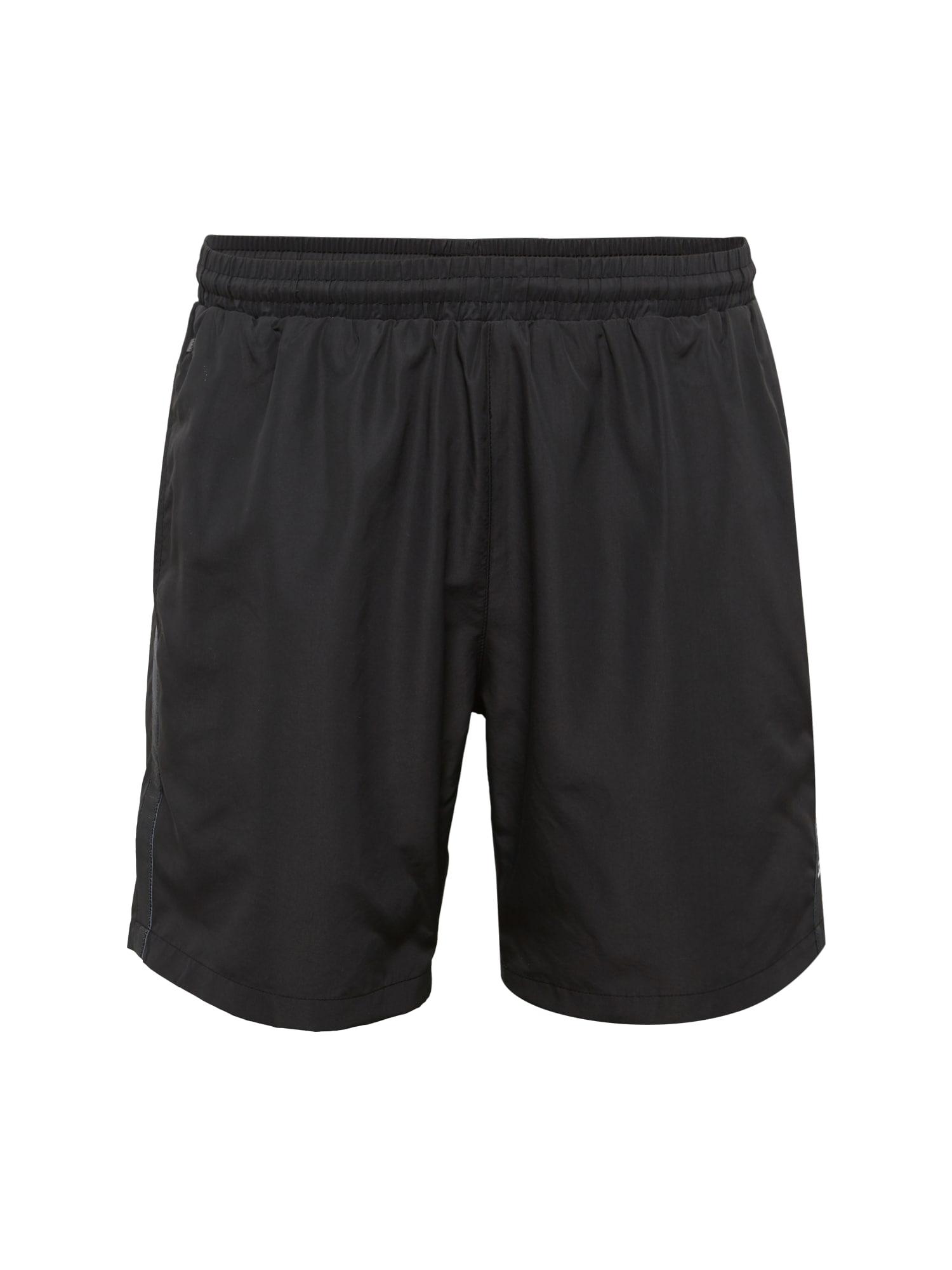 Plavecké šortky SEABREAM černá BOSS