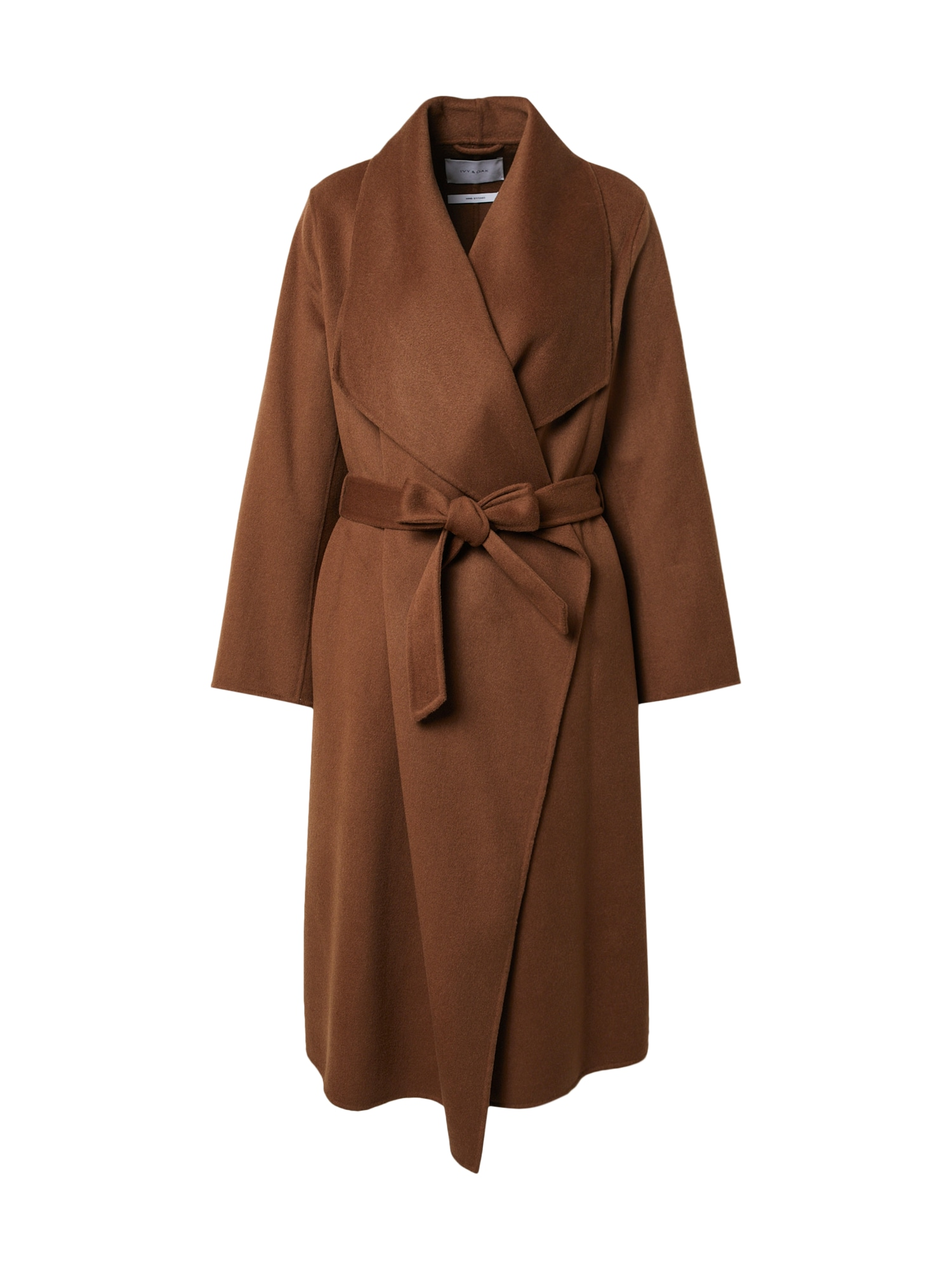 IVY & OAK Demisezoninis paltas ruda