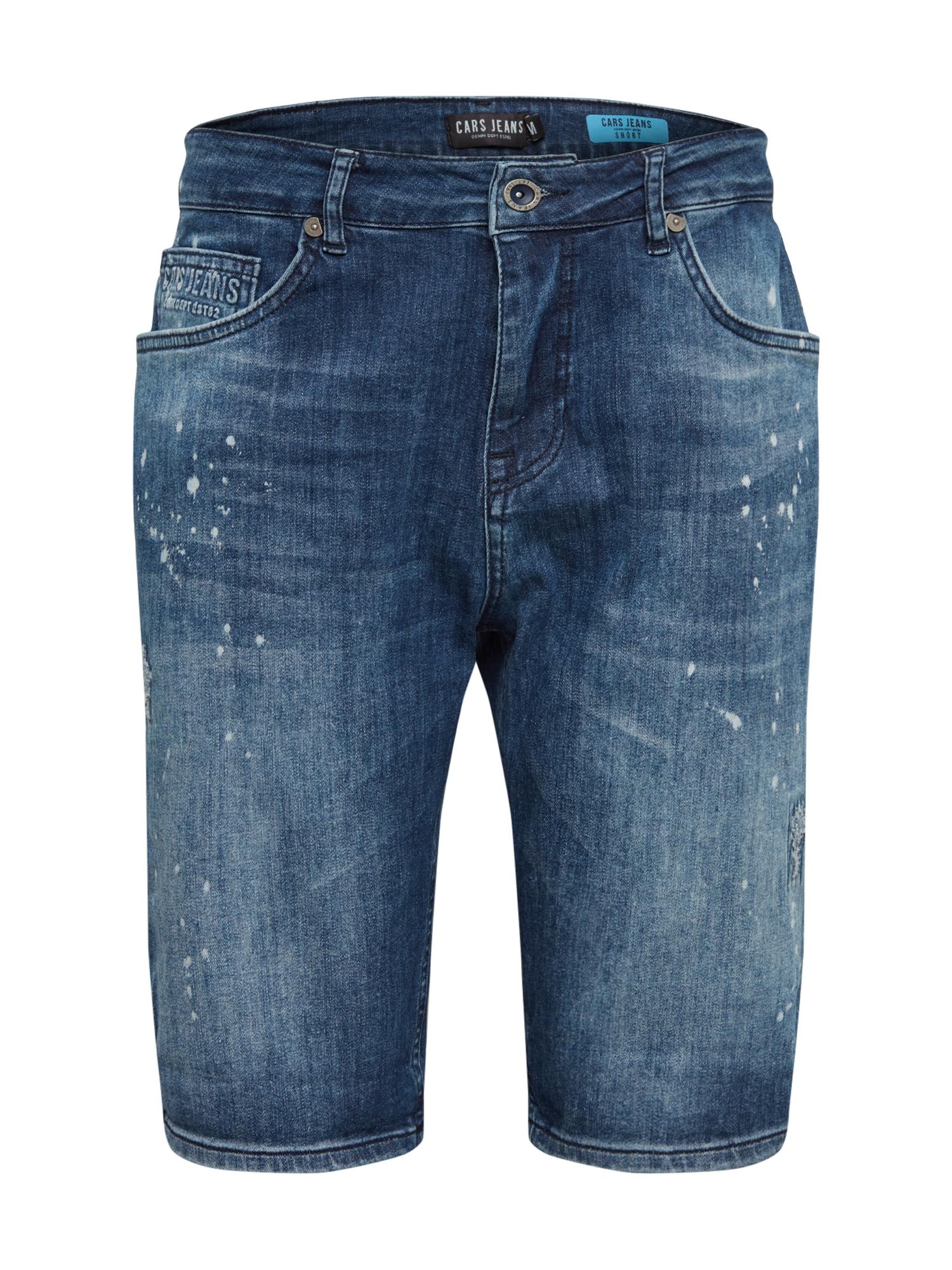Cars Jeans Džinsai 'BARIS' tamsiai (džinso) mėlyna