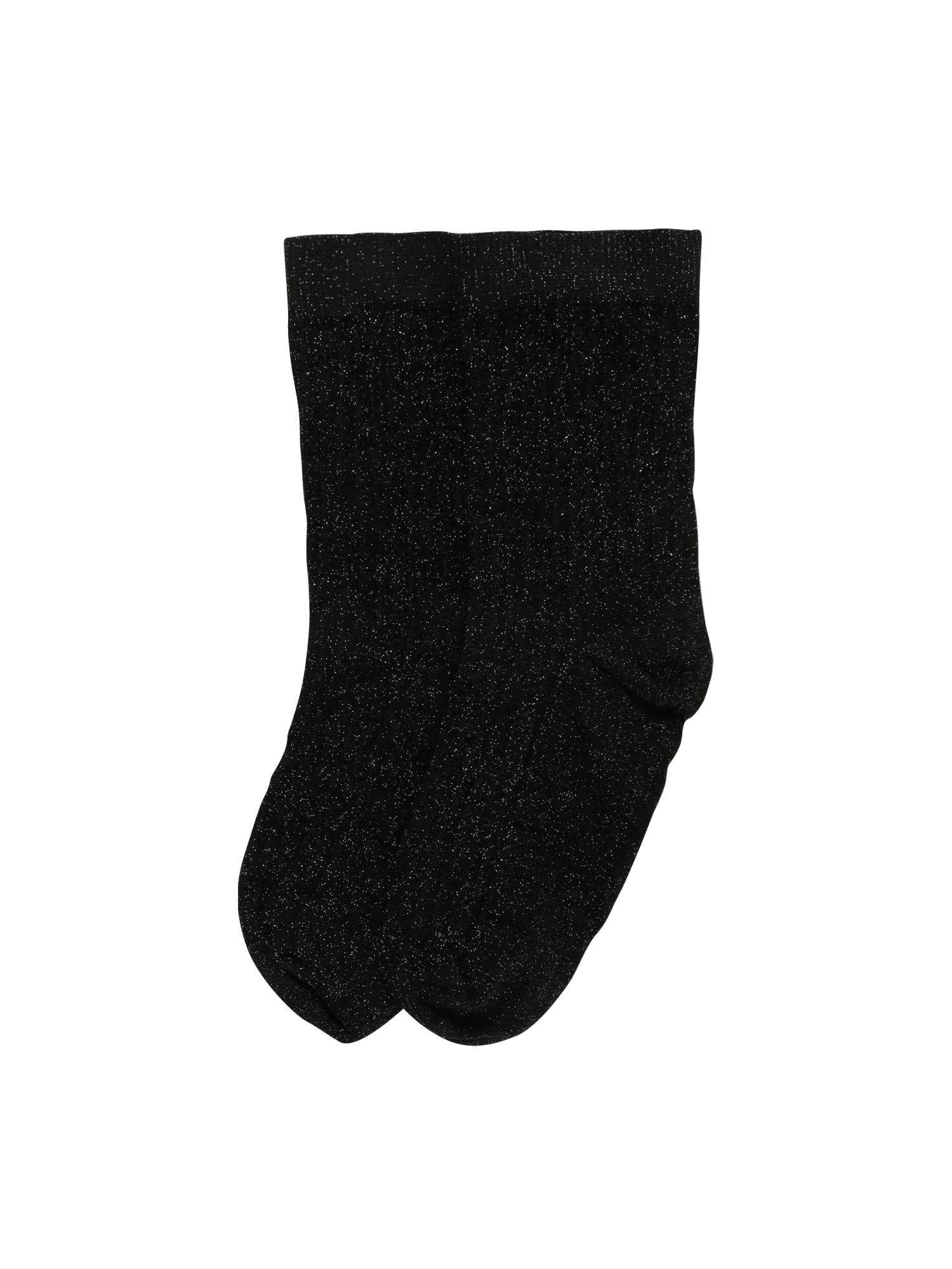 Swedish Stockings Kojinės 'Stella shimmery' juoda