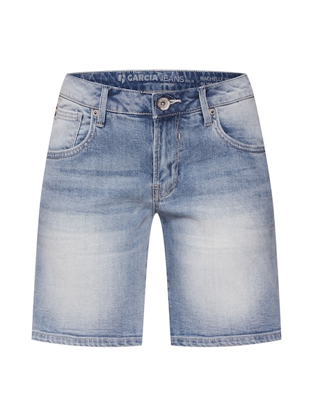 Hosen - Shorts 'Rachelle' › GARCIA › blue denim  - Onlineshop ABOUT YOU