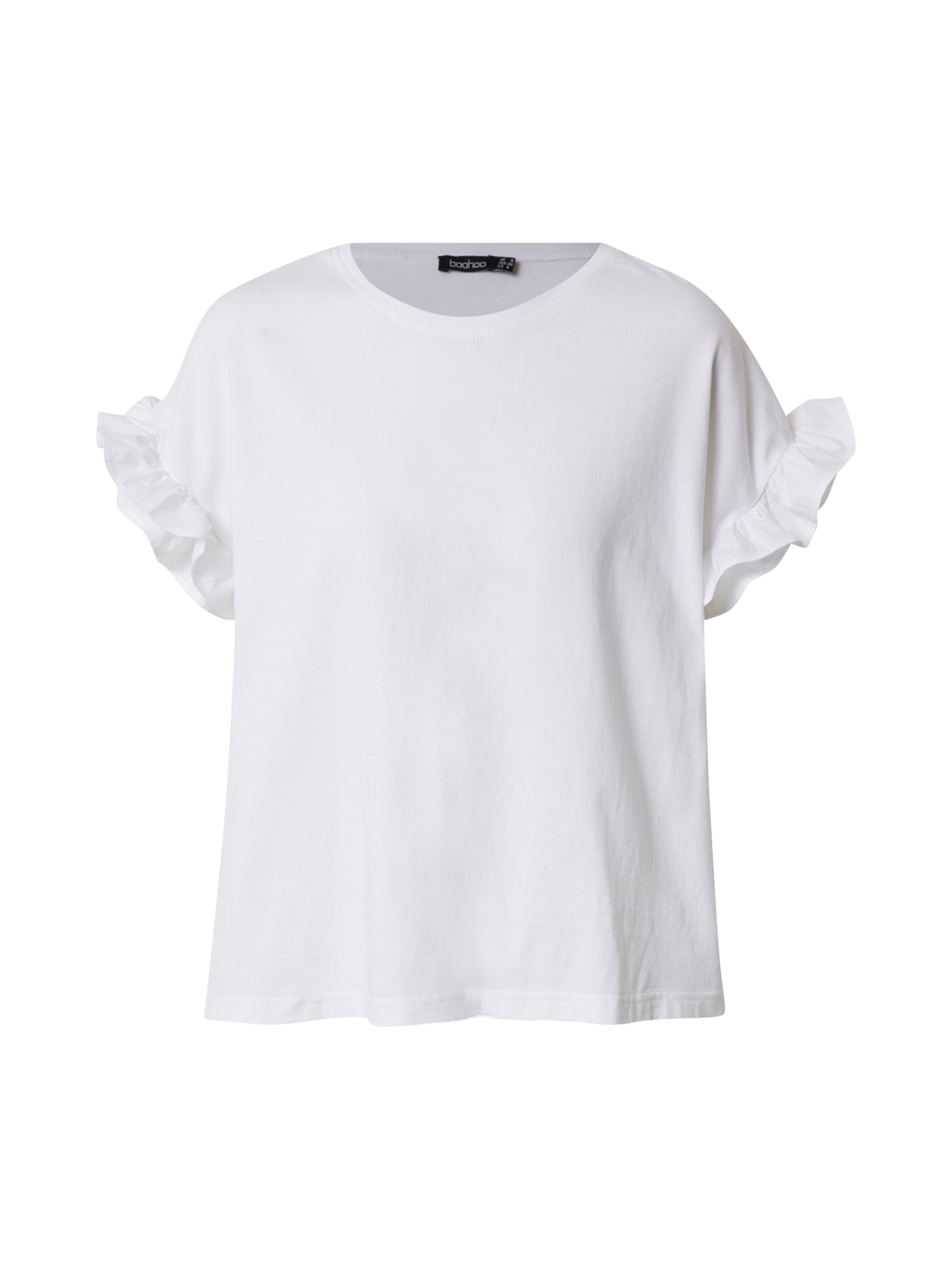 Boohoo Marškinėliai balta