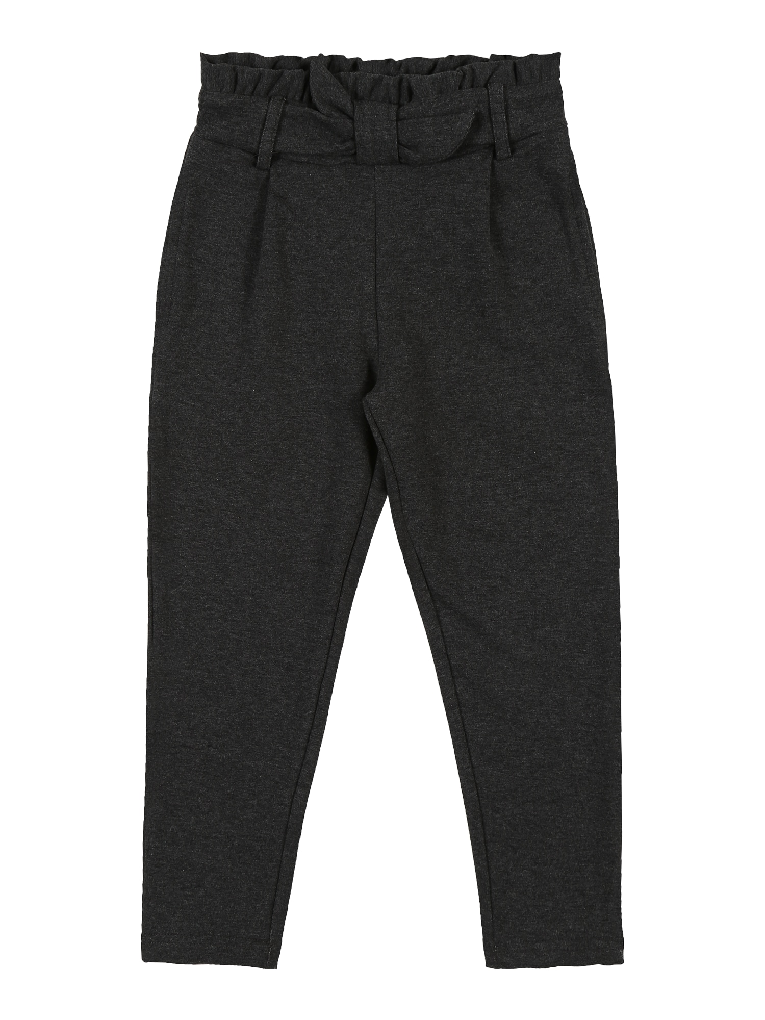 NAME IT Kalhoty 'LINEA'  tmavě šedá