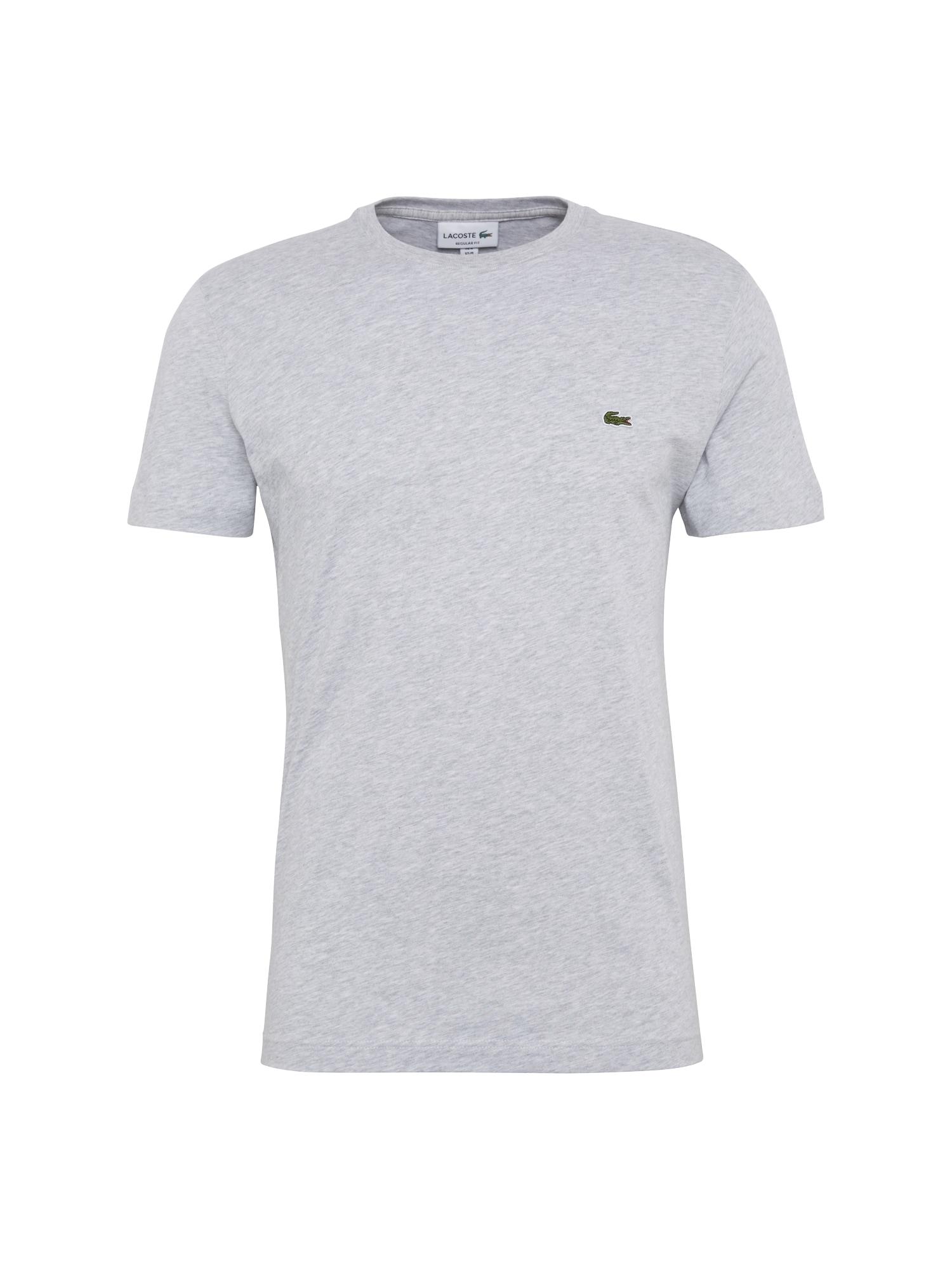 Lacoste Sport Sportiniai marškinėliai šviesiai pilka