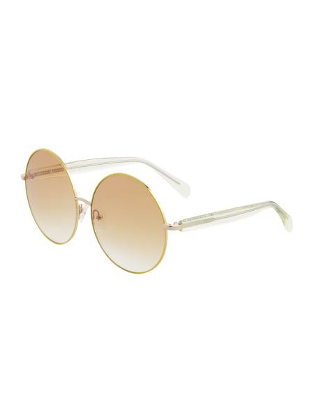 Sonnenbrillen - Sonnenbrille 'POSY' › Matthew Williamson › gold gelb  - Onlineshop ABOUT YOU