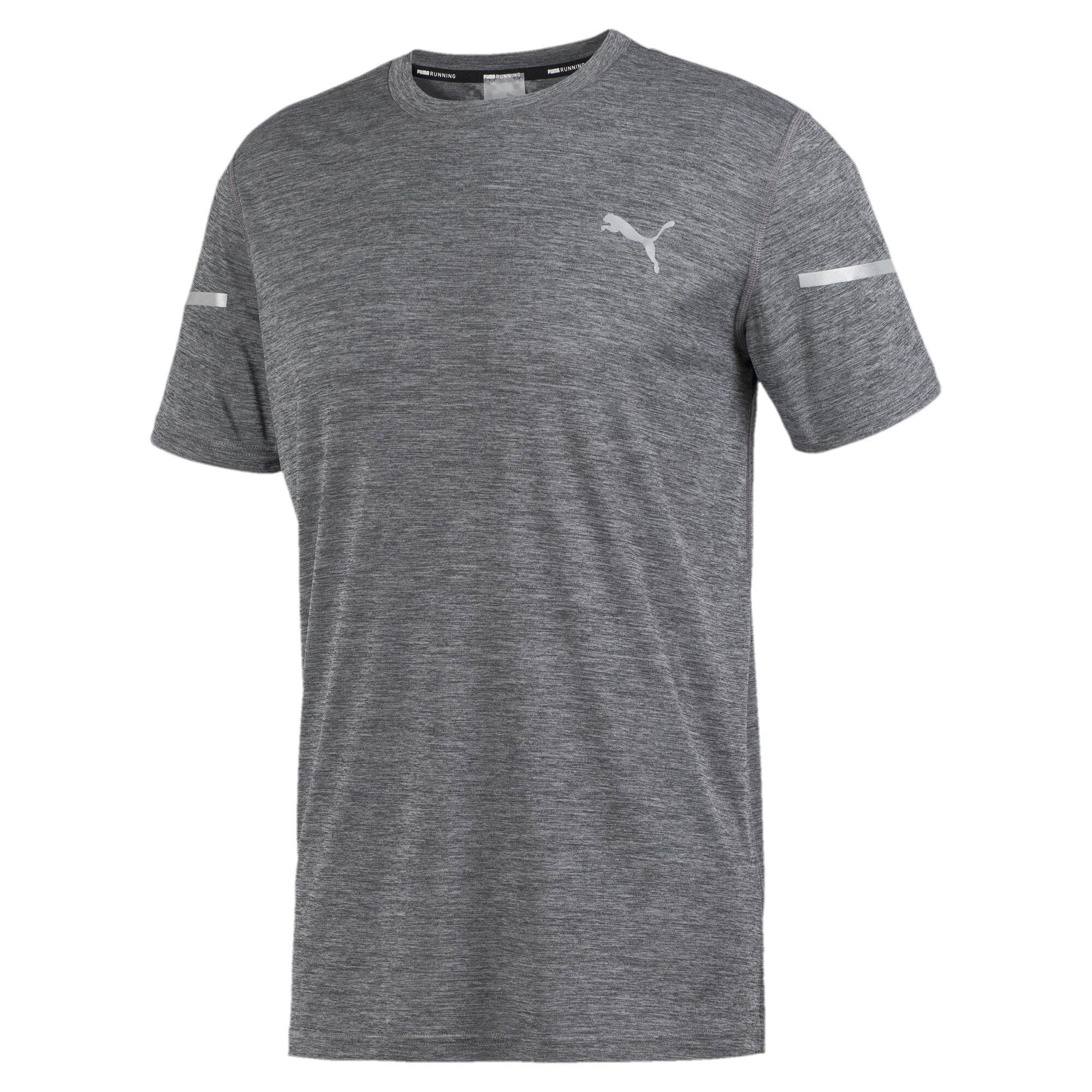 PUMA Sportiniai marškinėliai pilka