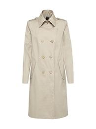 DRYKORN Damen Trenchcoat BUCKEY weiß | 04056816041696