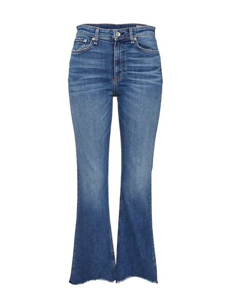 Hosen für Frauen - Jeans 'Hana' › Rag Bone › blue denim  - Onlineshop ABOUT YOU