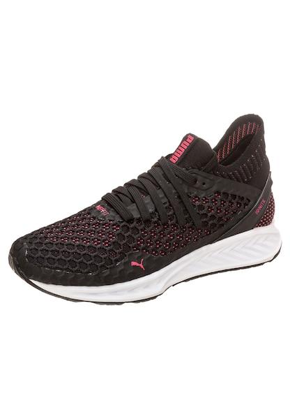 Sportschuhe für Frauen - PUMA 'Ignite NETFIT' Laufschuh pink schwarz  - Onlineshop ABOUT YOU