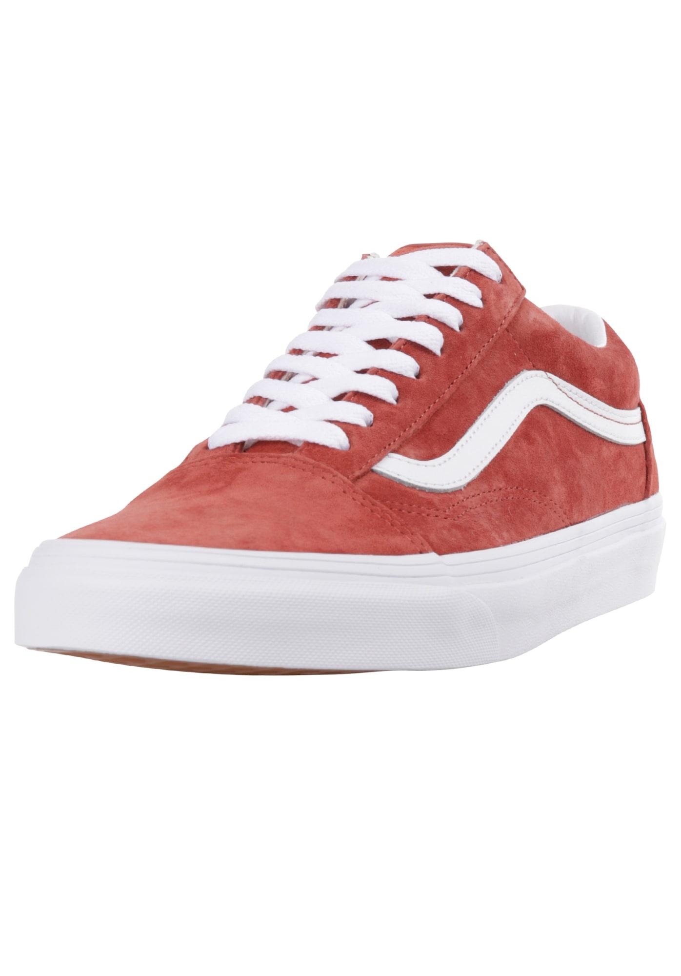 on sale aca78 de8a5 AboutYou Herren Vans Sneaker 'Old Skool' rot, weiß | 00193394053841