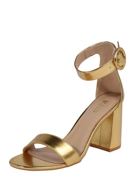 Sandalen für Frauen - Raid Sandale 'GENNA' gold  - Onlineshop ABOUT YOU