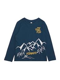 Esprit Jungen,Kinder,Kinder,Jungen Jungen – Shirts & Tops TEE-SHIRT blau   03663760863772