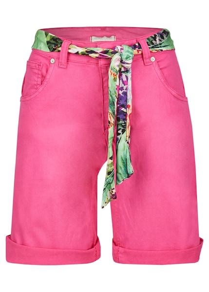 Hosen für Frauen - Shorts › Heimatliebe › mischfarben fuchsia  - Onlineshop ABOUT YOU