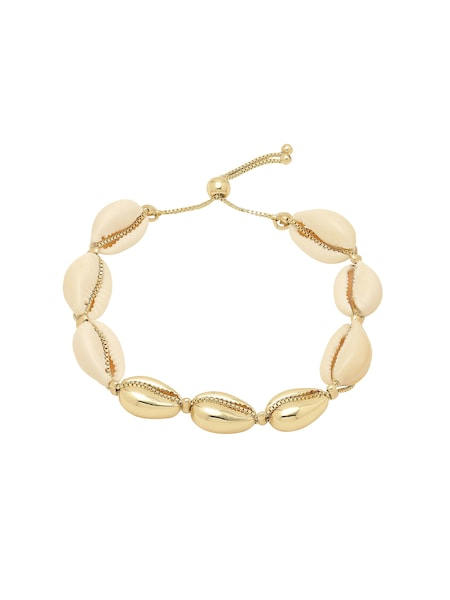 Armbaender für Frauen - Pilgrim Armband 'Aki' gold  - Onlineshop ABOUT YOU