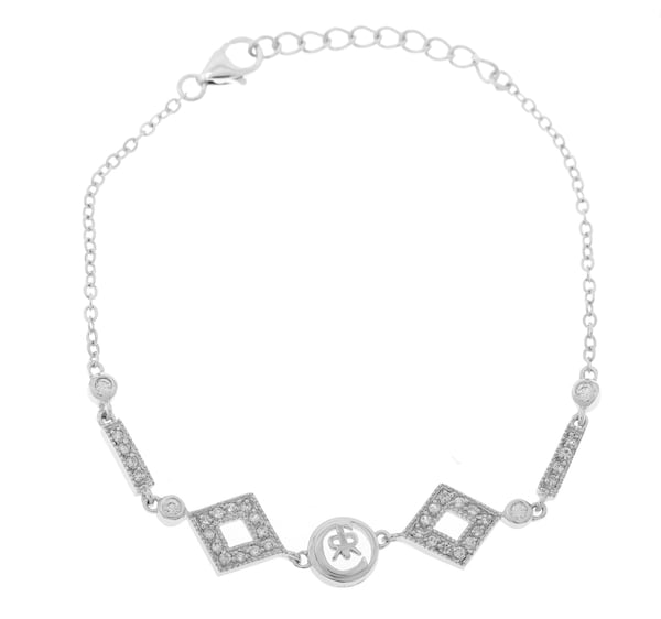 Armbaender für Frauen - CERRUTI Armband 'R52153Z' silber  - Onlineshop ABOUT YOU