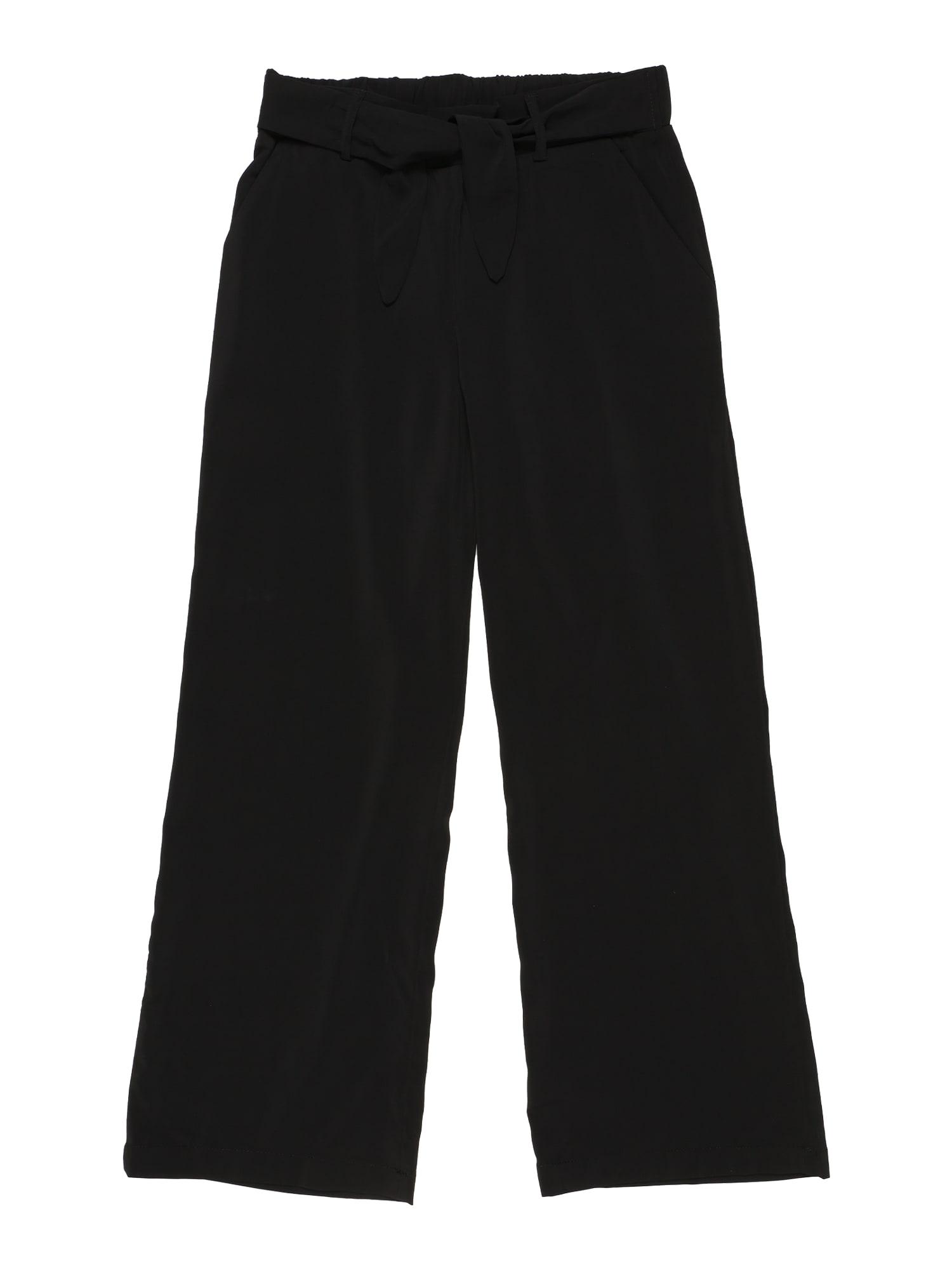 NAME IT Kelnės 'VINAYA' juoda