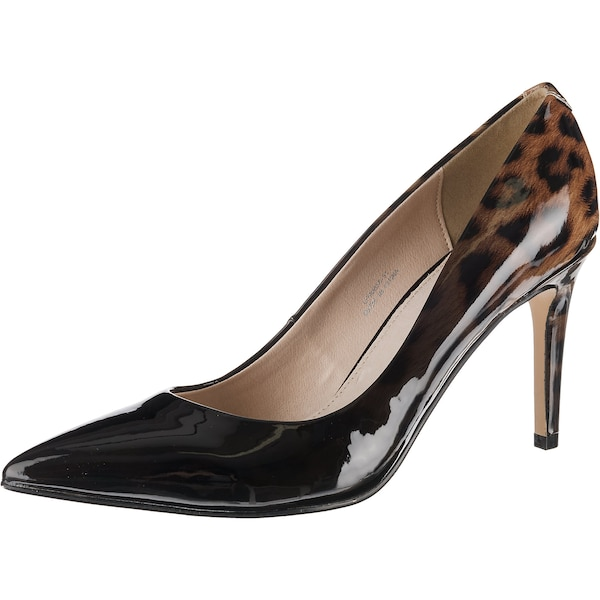 Highheels - Damen Pumps High Heels 'AMANI' › Buffalo › braun schwarz  - Onlineshop ABOUT YOU