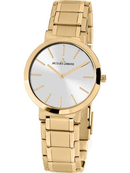 Uhren für Frauen - Jacques Lemans Uhr 'Milano' gold  - Onlineshop ABOUT YOU