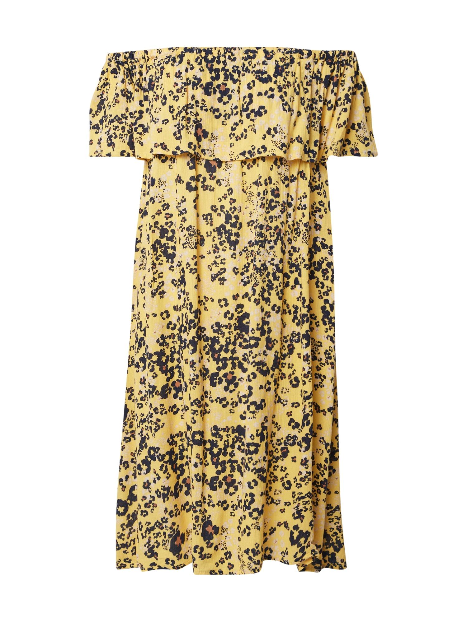 ICHI Vasarinė suknelė 'MARRAKECH' geltona