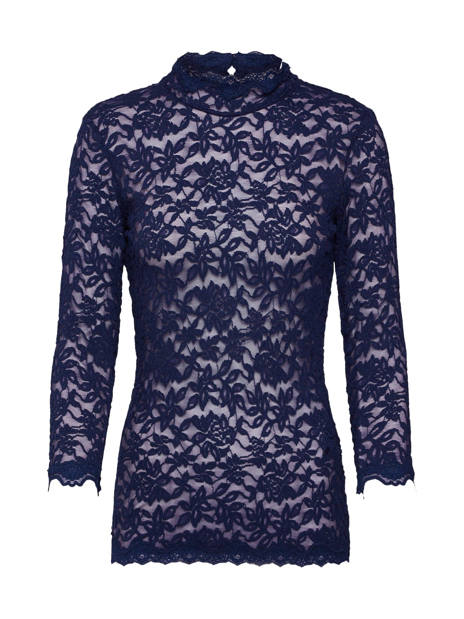 Tričko námořnická modř Rosemunde