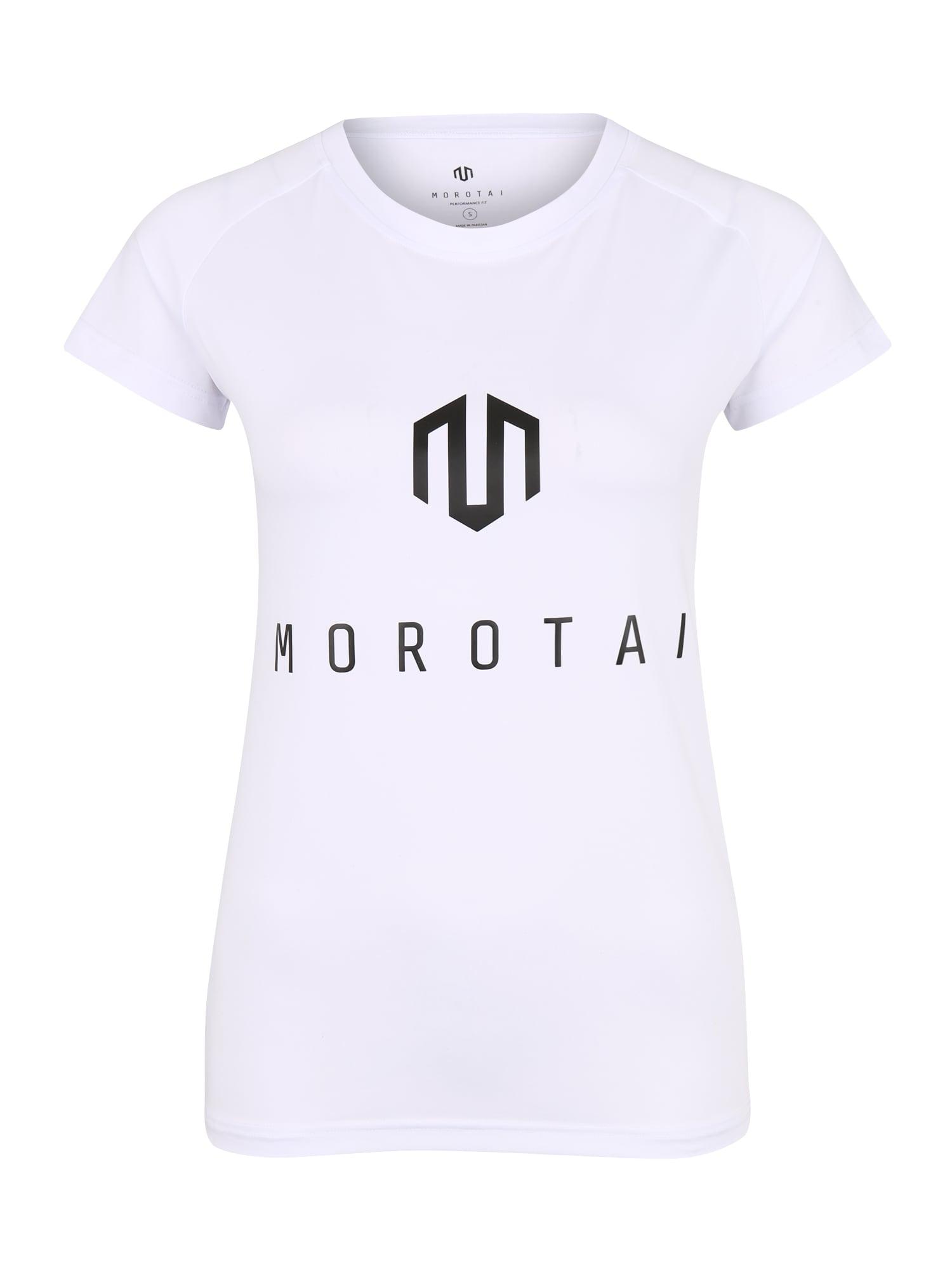 Funkční tričko NAKA Performance černá bílá MOROTAI