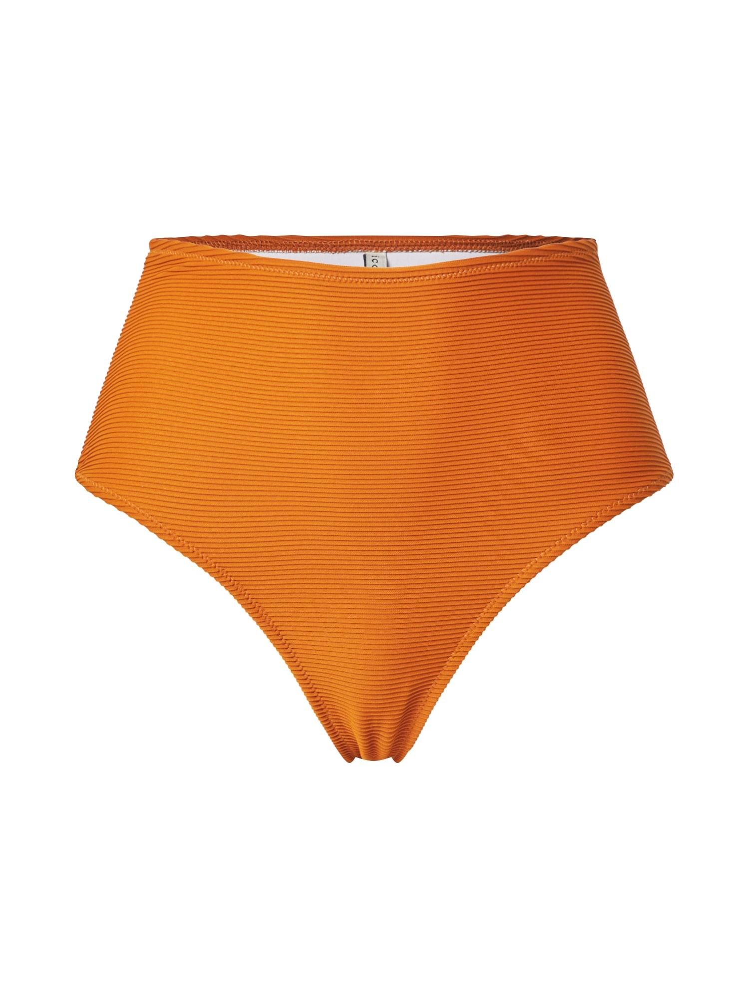 Icone Lingerie Bikinové nohavičky 'MONTEBELLOBIKINITOP'  oranžová