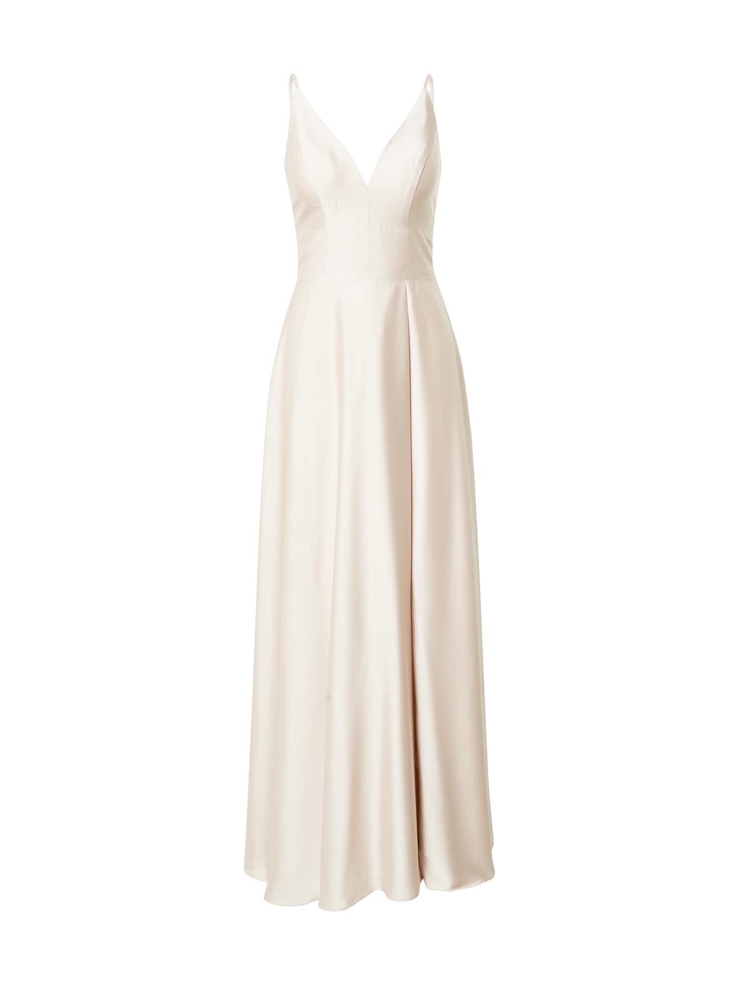 Unique Vakarinė suknelė šampano