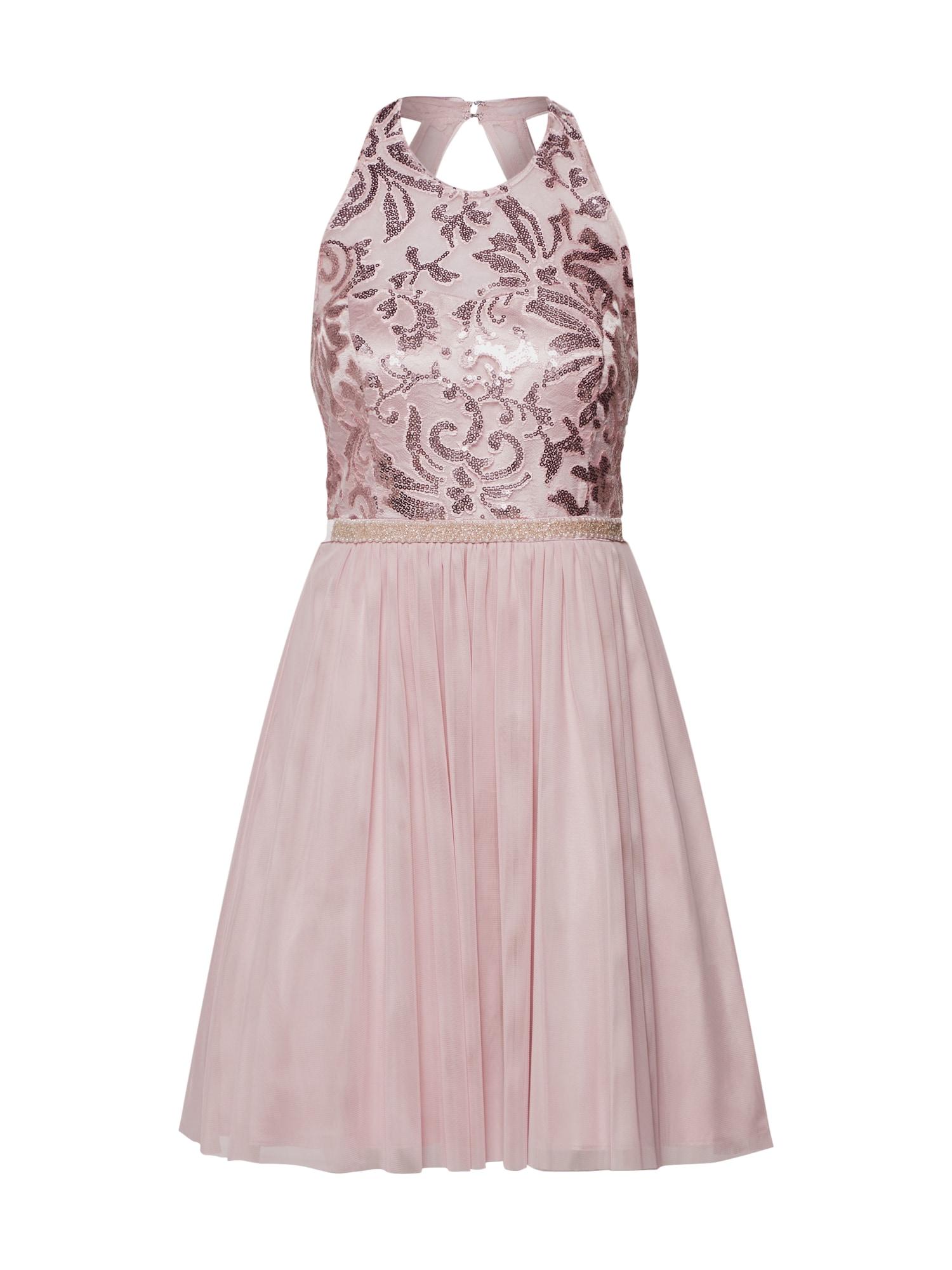 Vera Mont Kokteilinė suknelė ryškiai rožinė spalva