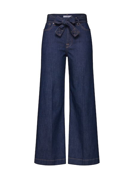 Hosen für Frauen - 7 For All Mankind Jeans 'Lotta Cropped' blau  - Onlineshop ABOUT YOU