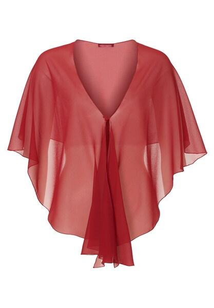 Schals für Frauen - Vera Mont Stola rubinrot  - Onlineshop ABOUT YOU