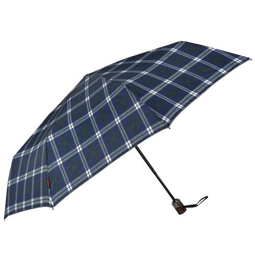 Regenschirme für Frauen - SAMSONITE Accessoires Taschenschirm 27 cm blau schwarz weiß  - Onlineshop ABOUT YOU
