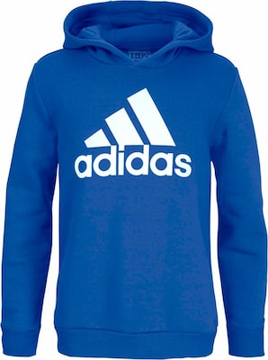 ADIDAS PERFORMANCE Kapuzensweatshirt »ESSENTIALS LOGO HOODIE«