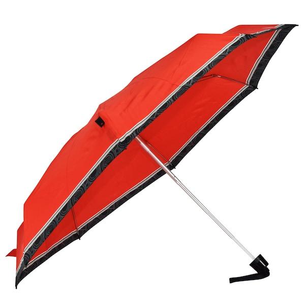 Regenschirme - Taschenschirm › knirps › rot schwarz  - Onlineshop ABOUT YOU