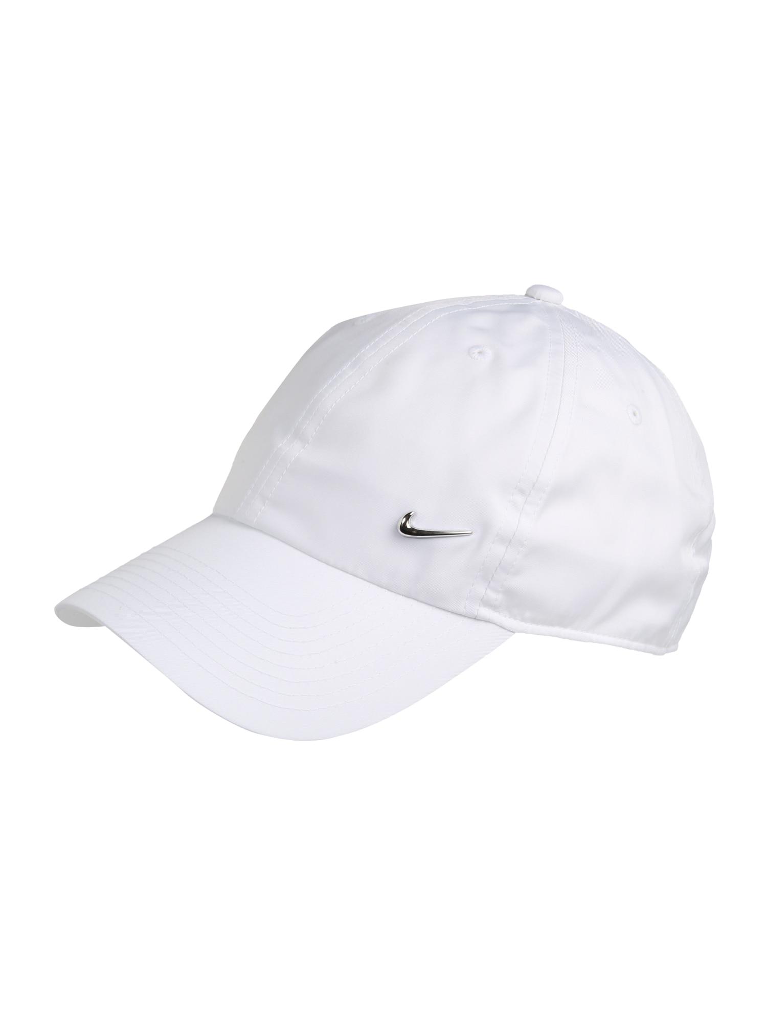 Nike Sportswear Kepurė balta